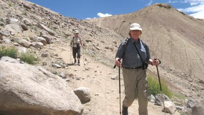 trek to ladakh